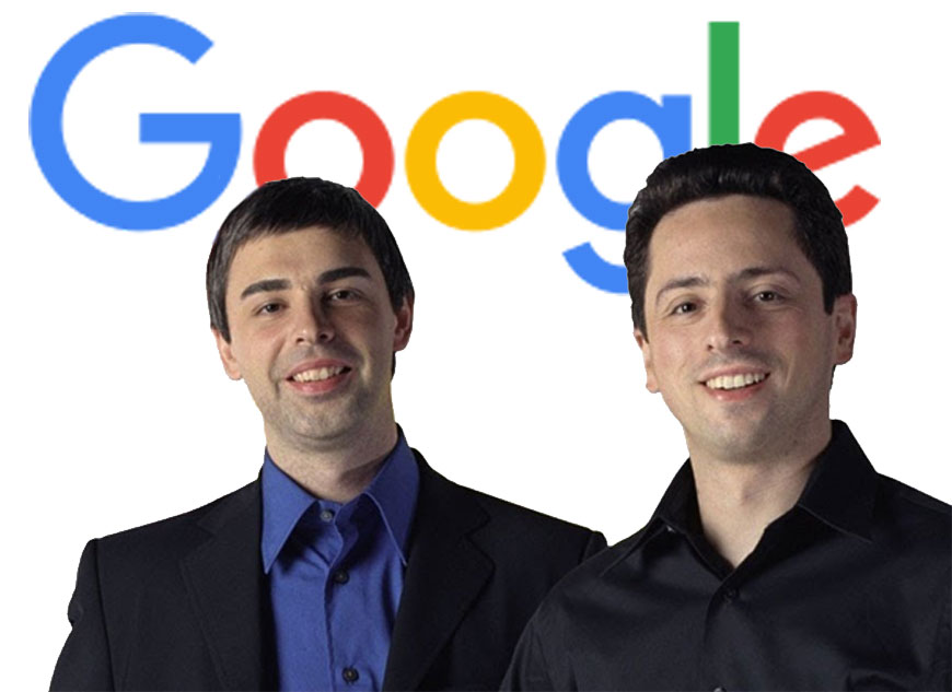 Larry Page και Sergey Brin