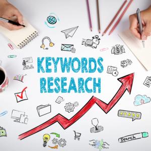 SEO Keyword researching